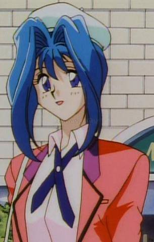 Leena (Dirty Pair Flash: Mission 2)