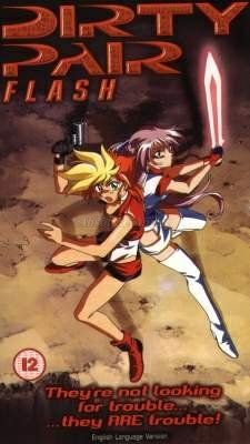 Dirty Pair Flash: Mission 1