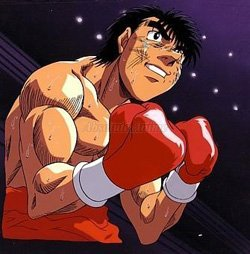 Ippo Makunouchi (Fighting Spirit)