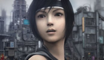 Yuffie Kisaragri (Final Fantasy: Advent Children)