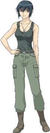 Melissa Mao (Full Metal Panic!)