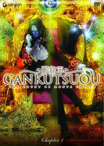 Gankutsuou: The Count of Monte Cristo