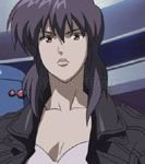 Major Motoko Kusanagi (Ghost in the Shell: Stand Alone Complex)