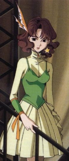 Catherine Bloom (Mobile Suit Gundam Wing)