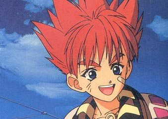 Kei (Iria: Zeiram the Animation)