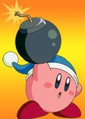 Bomb Kirby (Kirby: Right Back At Ya!)