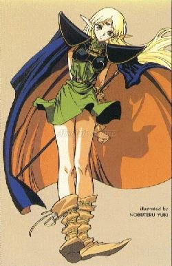 Deedlit (Record of Lodoss War)