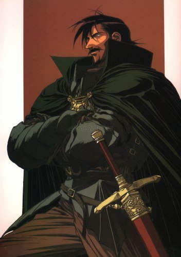 King Kashue (Record of Lodoss War)