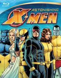 Marvel Knights: Astonishing X-Men BluRay