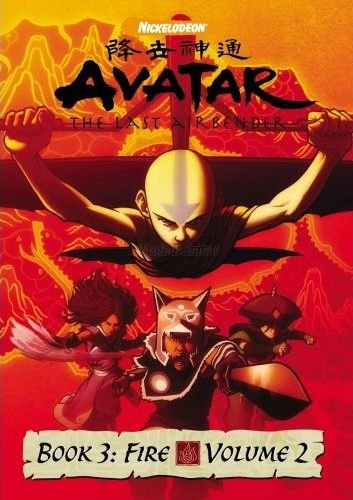Avatar: The Last Airbender - Book 3: Fire, Volume 2