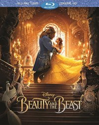 Beauty And The Beast (2017) (Blu-ray+DVD+Digital HD)