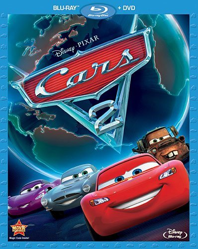 Cars 2 (Two-Disc Blu-ray/DVD Combo)