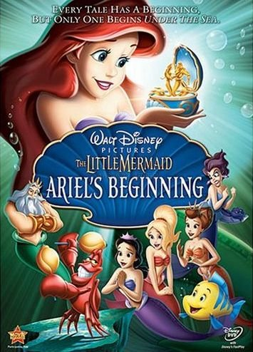 Disney's The Little Mermaid - Ariel's Beginning