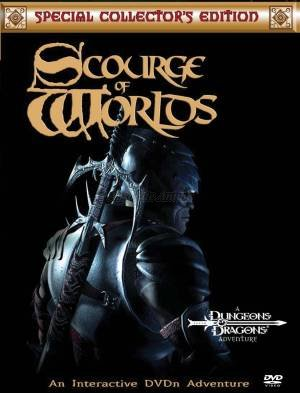Scourge Of Worlds: A Dungeons & Dragons Adventure - Special Collector's Edition