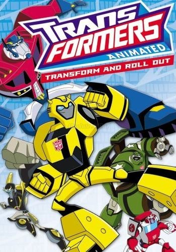Transformers: Animated - Transform and Roll Out