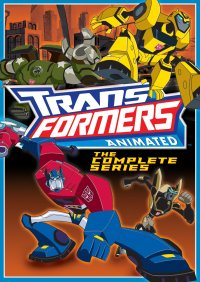 Transformers: Animated - The Complete Series