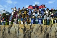 Transformers: Cybertron - The Ultimate Collection