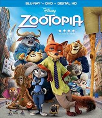 Zootopia (BD/DVD/Digital HD)