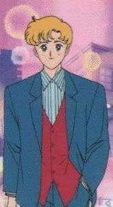 Andrew Hansford (Sailor Moon)