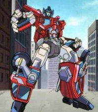 Optimus Prime (Transformers: Robots in Disguise)