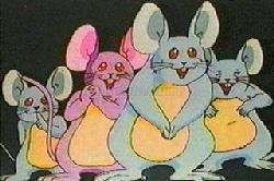 The Castle Mice (Voltron: Defender of the Universe)