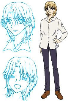 Mr Narumi Alice Academy Absolute Anime