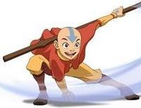 Aang Avatar The Last Airbender Absolute Anime