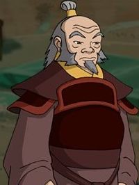 Iroh Avatar The Last Airbender Absolute Anime
