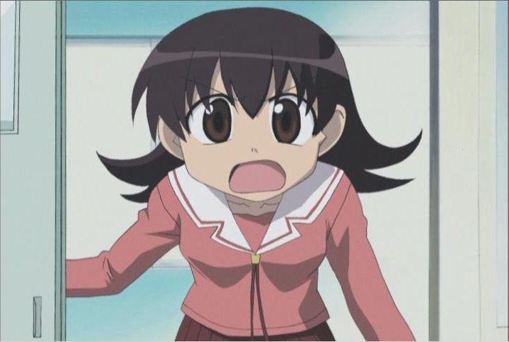Tomo Takino Azumanga Daioh Absolute Anime