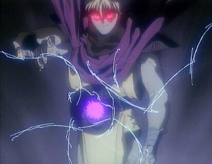 Dark Schneider Bastard Absolute Anime