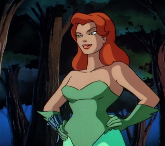 systemic poison ivy pictures. poison ivy batman cartoon.
