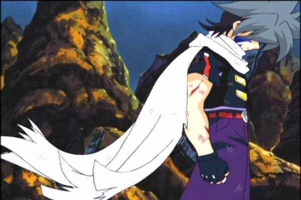 Kai Hiwatari Beyblade Absolute Anime