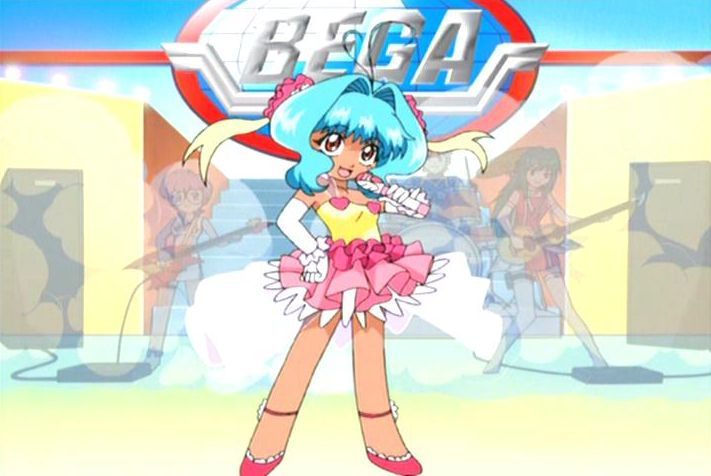 Ming Ming Love Beyblade G Revolution Absolute Anime