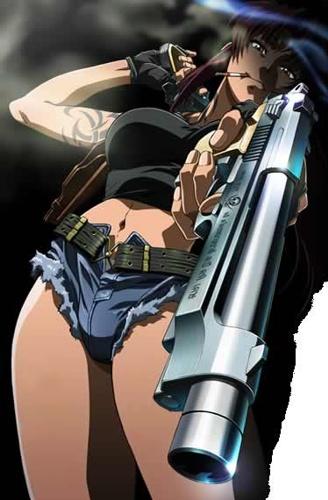 Black Lagoon Anime4you