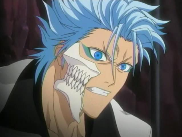 Grimmjow Jaegerjaques Bleach Absolute Anime