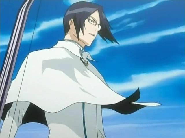 Uryuu Ishida Bleach Absolute Anime
