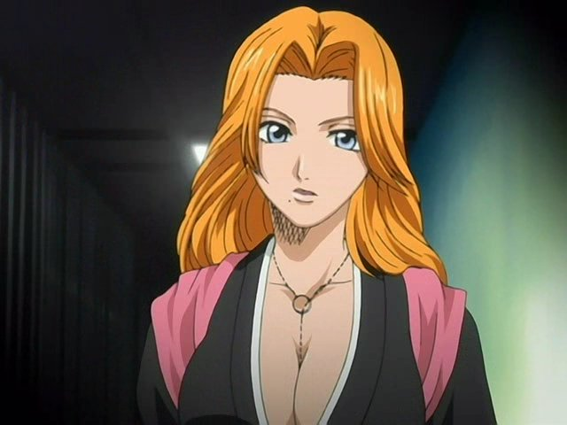 characters Bleach female