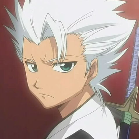 Hitsugaya on Absolute Anime     Bleach     Toushiro Hitsugaya