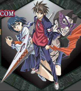 Kazuki Muto Buso Renkin Absolute Anime