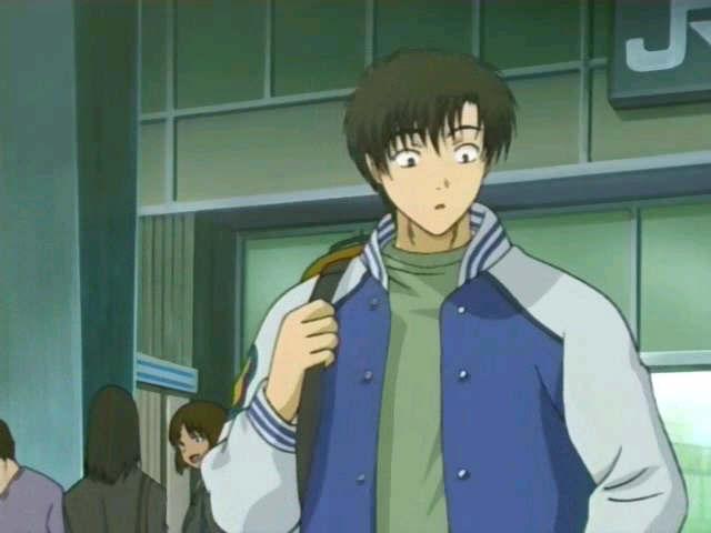 Hideki Motosuwa Chobits Absolute Anime