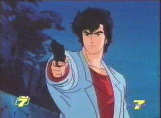 Joe Saeba City Hunter Absolute Anime