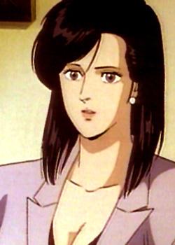 Sandra Nogami City Hunter Absolute Anime