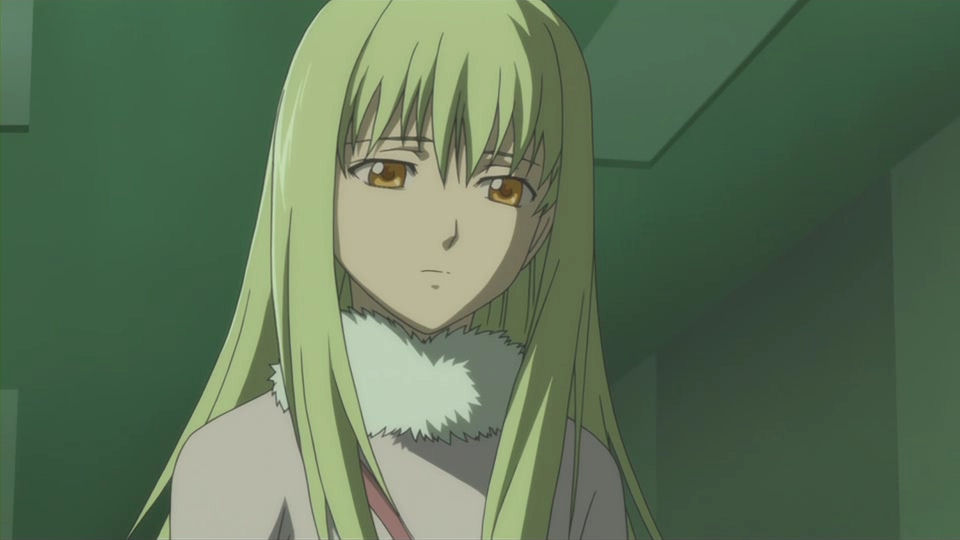 Darker Than Black Quotes: Amber • Darker Than Black • Absolute Anime