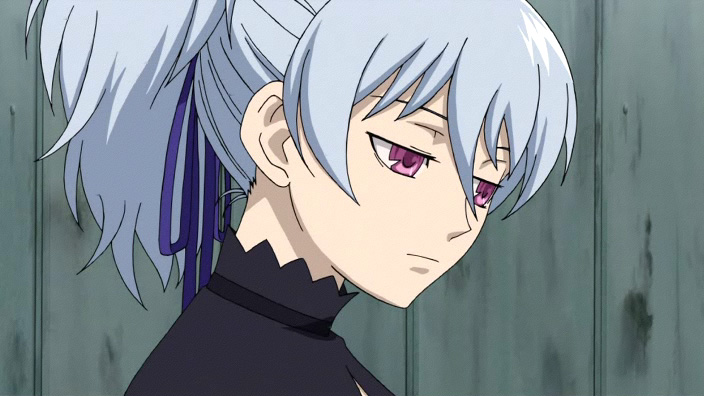 Absolute Anime • Darker Than BLACK • Yin