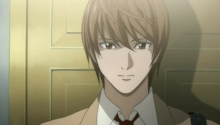 Light Yagami Death Note Absolute Anime
