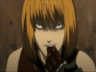 mihael keehl � death note � absolute anime