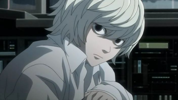 Anime Characters Born In August : Nate river death note absolute anime