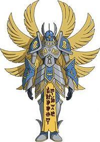 Seraphimon • Digimon: Digital Monsters • Absolute Anime