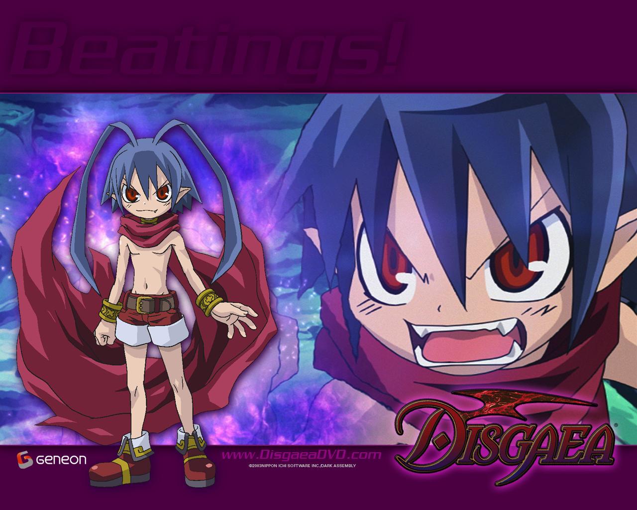Disgaea absolute anime - Disgaea etna wallpaper ...