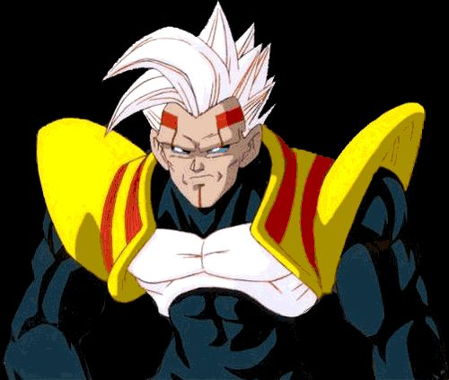 Absolute Anime • Dragon Ball GT • Baby Vegeta